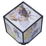 Cubo Acrílico para 6 Fotos 10x10