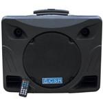 Cubo Multiuso CSR MT 12A BT Amplificado Falante de 12 Polegadas 100W C/ Player USB e Bluetooth