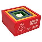 Cubos de Encaixe 05 Peças Ref. 0209