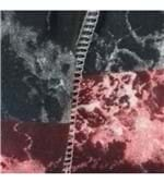 Cueca Box Microfibra - 471 Ranjado Chumbo e Vermelho P