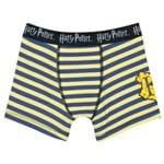 Cueca Harry Potter Boxer (Infantil) Tamanho: Gg | Cor: Amarela