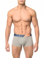Cueca Low Rise Trunk Bold Accents Cotton - S