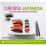 Culinária Japonesa: Receitas Especiais Fáceis de Fazer