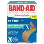 Curativo Band Aid Flexible 20un