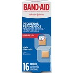Curativo Band-aid Peq Ferim 16un-cx