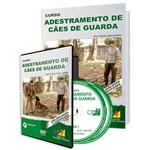 Curso Adestramento de Cães de Guarda em Livro e DVD