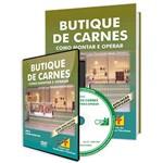 Curso Butique de Carnes - Como Montar e Operar em Livro e DVD