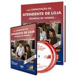 Curso Capacitação de Atendente de Loja - Técnicas de Vendas em Livro e DVD