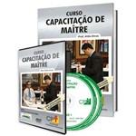 Curso Capacitação de Maître em Livro e DVD