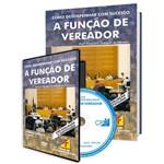 Curso Como Desempenhar com Sucesso a Função de Vereador em Livro e DVD