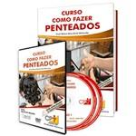 Curso Como Fazer Penteados em Livro e DVD