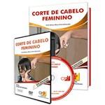 Curso Corte de Cabelo Feminino em Livro e DVD