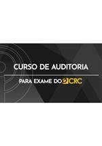 Curso de Auditoria para Exame de Proficiência CRC-CFC