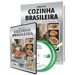 Curso de Cozinha Brasileira em Livro e DVD