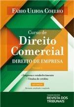 Curso de Direito Comercial Volume 1 23º Edição