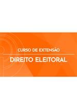 Curso de Extensão em Direito Eleitoral