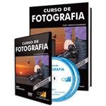 Curso de Fotografia em Livro e DVD