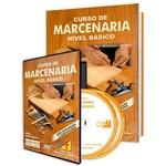 Curso de Marcenaria - Nível Básico em Livro e DVD