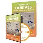 Curso de Ourives - Aperfeiçoamento de Técnicas - Como Fazer em Livro e DVD