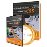 Curso Desenvolvimento de Sites - Parte 2 - CSS em Livro e DVD