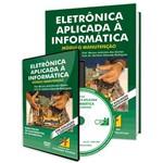 Curso Eletrônica Aplicada à Informática - Módulo Manutenção em Livro e DVD