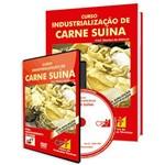 Curso Industrialização de Carne Suína em Livro e DVD