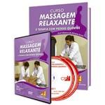 Curso Massagem Relaxante e Terapia com Pedras Quentes em Livros e DVD