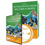 Curso Metodologia de Ensino Aplicada a Grupos em Livro e DVD