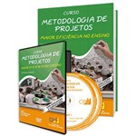 Curso Metodologia de Projetos - Maior Eficiência no Ensino em Livro e DVD