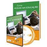 Curso Mídias na Educação em Livro e DVD