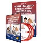 Curso Planejamento Patrimonial Sucessório por Meio de Holding em Livro e DVD