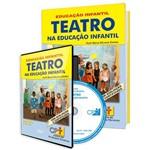 Curso Teatro na Educação Infantil em Livro e DVD
