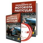 Curso Treinamento de Motorista Particular em Livro e DVD