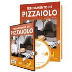 Curso Treinamento de Pizzaiolo em Livro e DVD