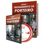 Curso Treinamento de Porteiro em Livro e DVD