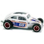 Custom Volkswagen Beetle - Carrinho - Hot Wheels - Air-cooled - Car Culture - 1/5 - 2016