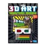 3d Dino Art