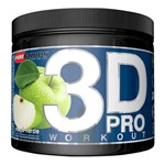 3d Pro Workout 200gr Maçã Verde - Procorps