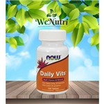 Daily Vits Multi Vitamin & Mineral 100 Tablets - Now Foods
