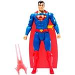 DC Comics Liga da Justiça Figura Superman com Luz e Som 30 Cm - Mattel DC Comics Figura Superman com Luz e Som 30 Cm - Mattel