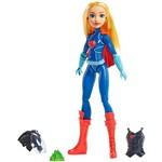 Dc Super Hero Girls - Bonecas Equipamento de Missão - Super Girls Dvg22/Dvg23 - Mattel