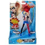 Dc Super Hero Girls - Figuras de Ação Super Poderes - Harley Guinn Dvg66/Dvg68