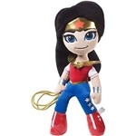Dc Super Hero Girls Pelúcias Wonder Man Dwh55/Dwh56 - Mattel