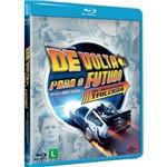 De Volta para o Futuro Trilogia - Blu Ray Filme Ação