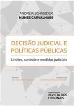 Decisão Judicial e Políticas Públicas