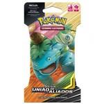 Deck Pokémon - Blister Unitário - Sol e Lua - União de Aliados - Celebi e Venusaur - Copag