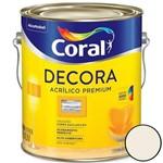 Decora Semi Brilho Branco 3.6 Litros - CORAL