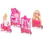 Decoração de Mesa Barbie Core Regina Festas