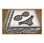 Decoração para Caixa Mdf Decoupage Lingerie Dm-055 - Litoarte