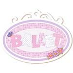 Decoupage Aplique em Papel e Mdf Ballet Apm20-033 - Litoarte